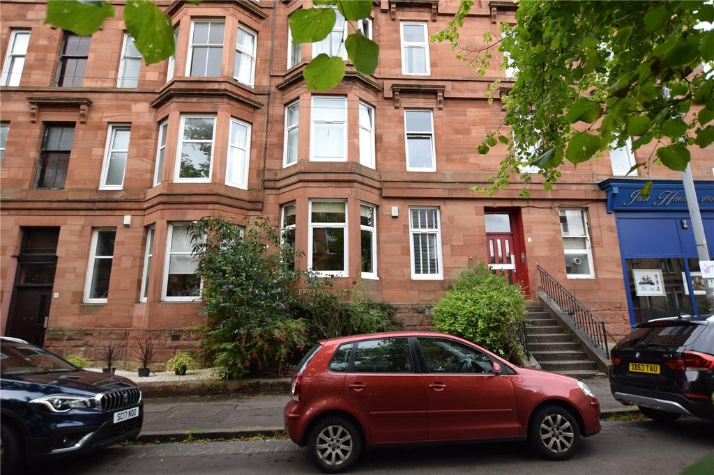 2 Bedrooms Apartment Flat for sale in 0/1, Dudley Drive, Hyndland, Glasgow