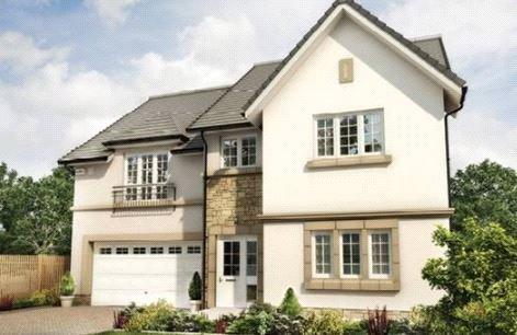 5 Bedrooms Detached House for sale in Plot 21, The Garvie, Liberton Grange, Edinburgh, Midlothian