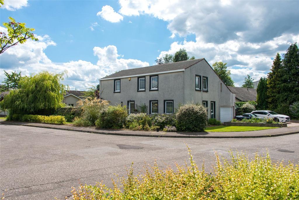 5 Bedrooms Detached House for sale in Burnbrae, Edinburgh, Midlothian