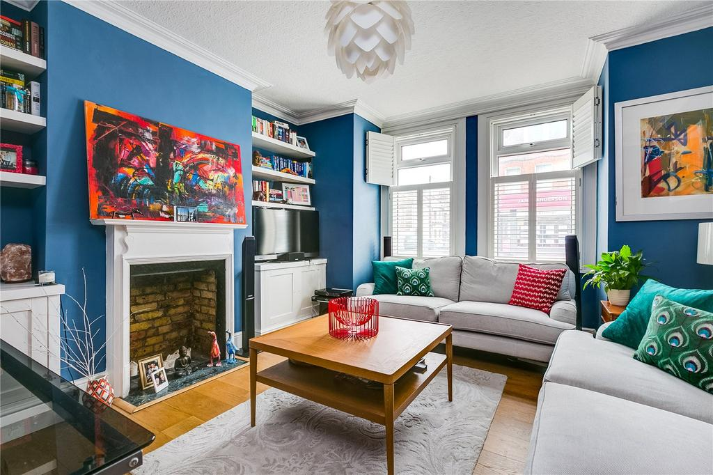2 Bedrooms Flat for sale in Lower Richmond Road, West Putney, London