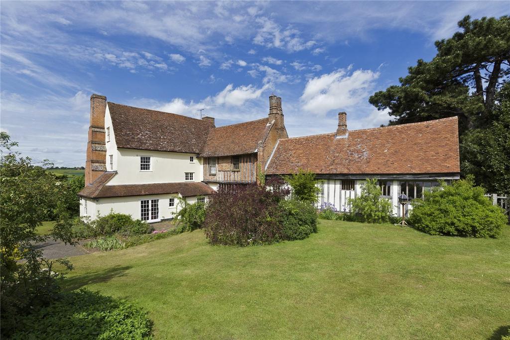 7 Bedrooms Detached House for sale in Benton End, Hadleigh, Ipswich, Suffolk, IP7