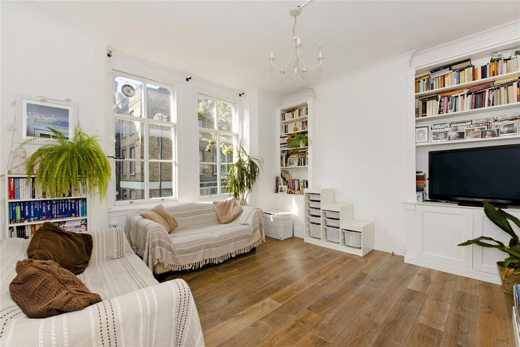 2 Bedrooms Flat for sale in Cross Street, Islington, London