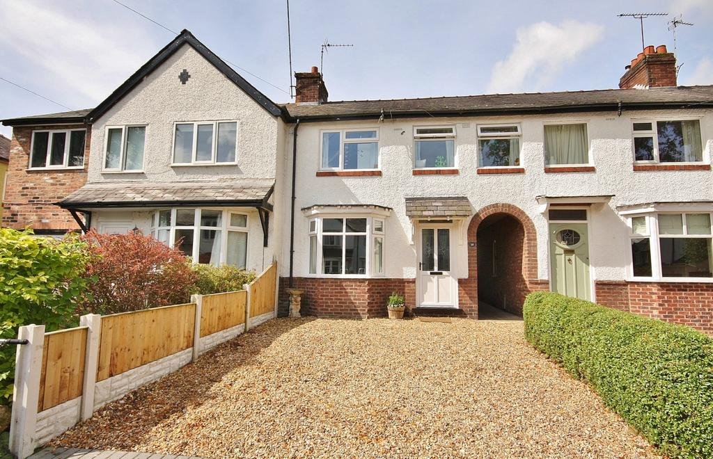 3 Bedrooms Terraced House for sale in The Circuit, Wilmslow