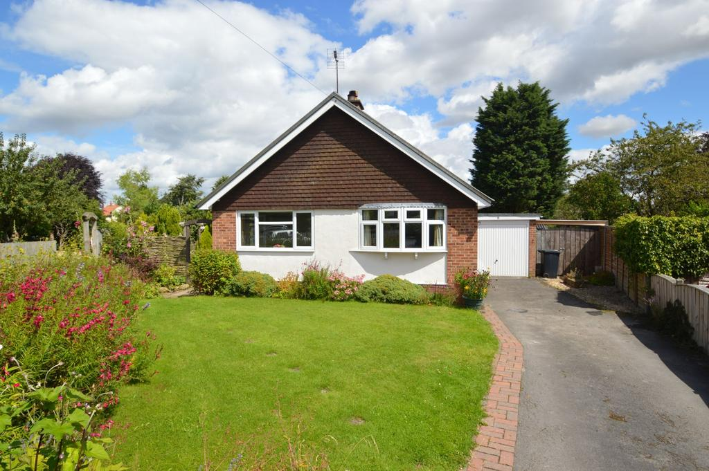 2 Bedrooms Detached Bungalow for sale in Middlecave Close, Malton YO17