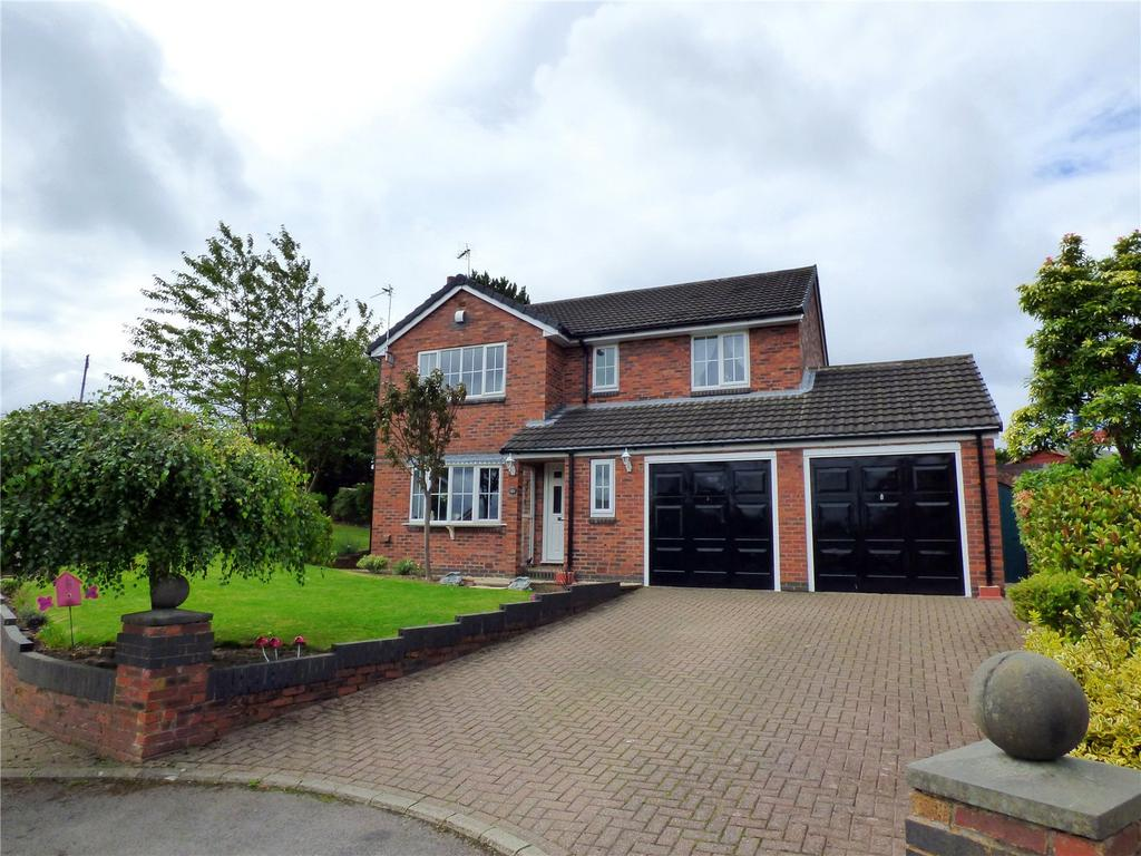 4 Bedrooms Detached House for sale in Greenton Avenue, Scholes, Cleckheaton, BD19