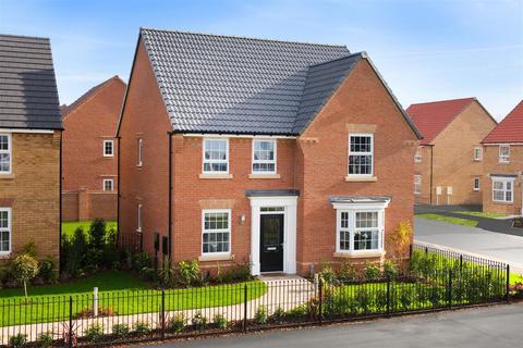 4 bedroom detached house for sale - PLOT 2, The Holden, Elm Tree Park, Driffield Road, Beverley, East Yorkshire, HU17 7LP