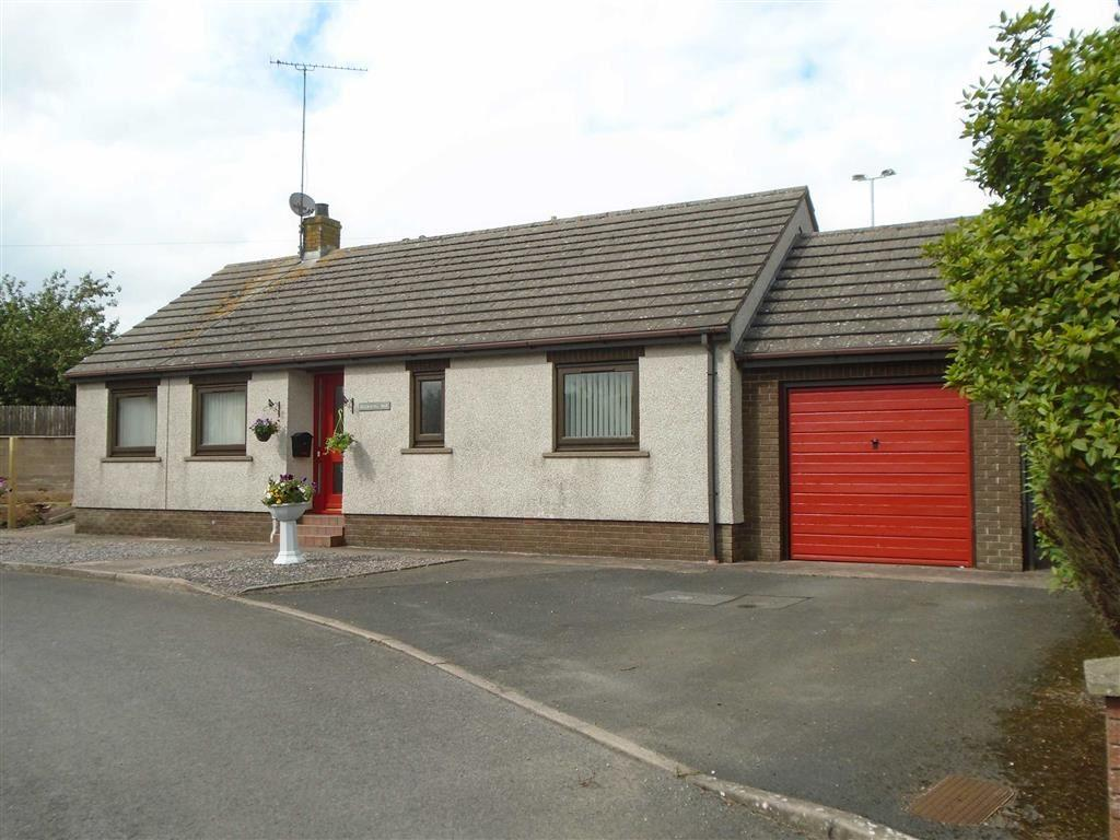 2 Bedrooms Bungalow for sale in Meadow Close, Station Road, Aspatria, Cumbria