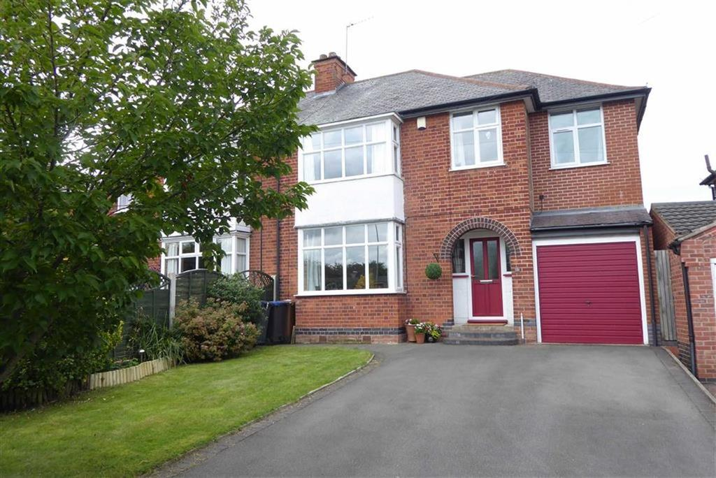 4 Bedrooms Semi Detached House for sale in Anstey Lane, Groby
