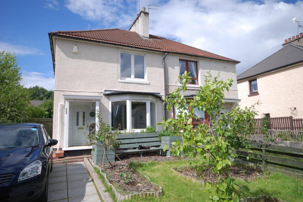 3 Bedrooms Villa House for sale in 254 Mosspark Drive, Mosspark, Glasgow, G52 1NR