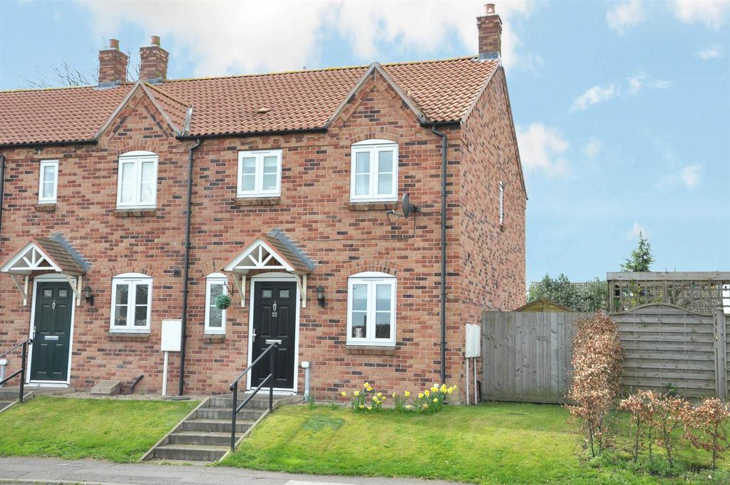 3 Bedrooms Semi Detached House for sale in Dark Lane, Whatton, Nottingham