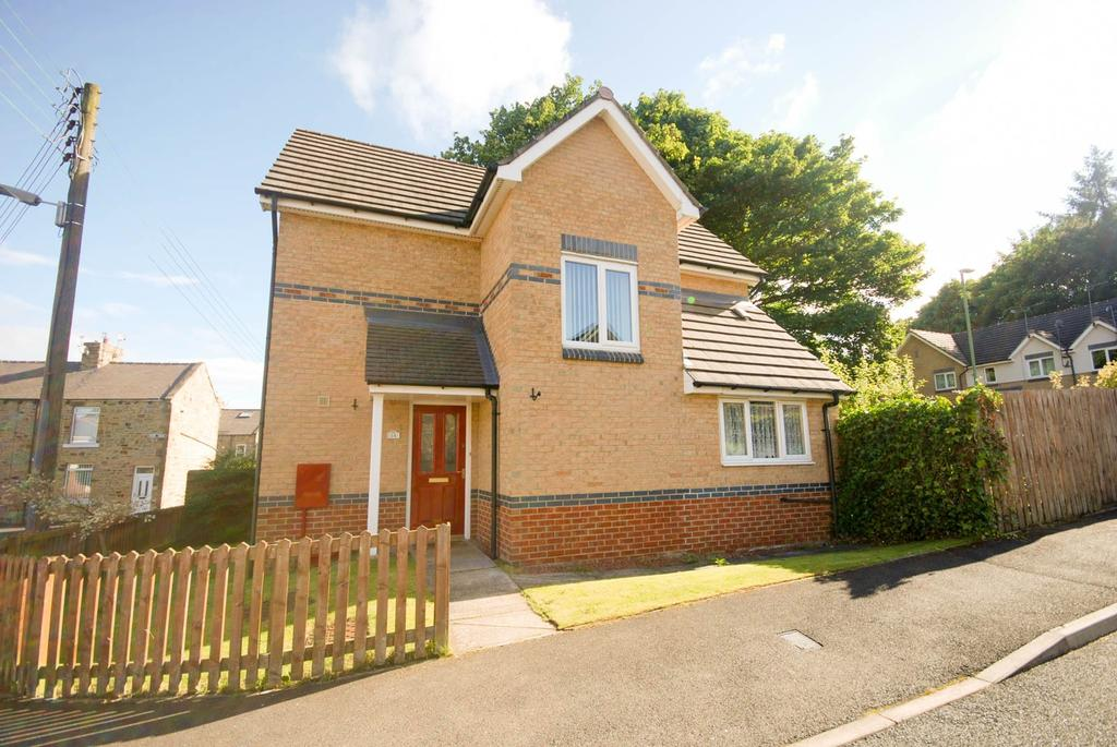 3 Bedrooms Detached House for sale in Rowan Court, Burnopfield