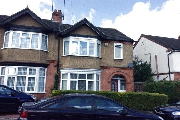 3 Bedrooms Semi Detached House for sale in Carlton Crescent, Luton, LU3