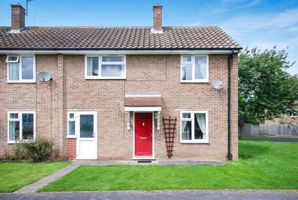 2 Bedrooms Semi Detached House for sale in Dukes Road, Old Dalby, Melton Mowbray