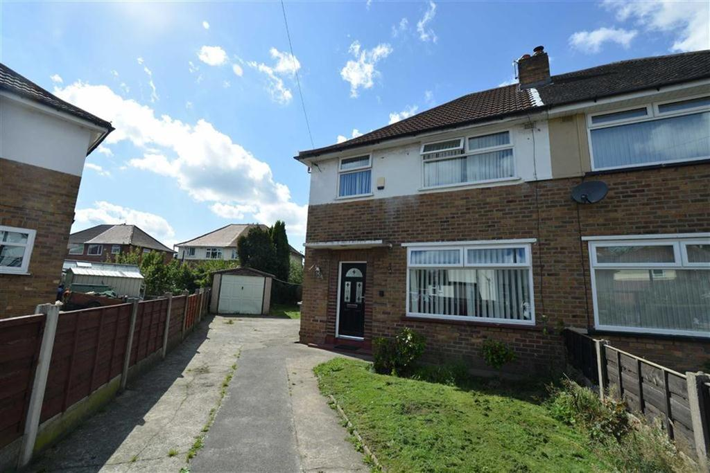 3 Bedrooms Semi Detached House for sale in Ely Avenue, STRETFORD