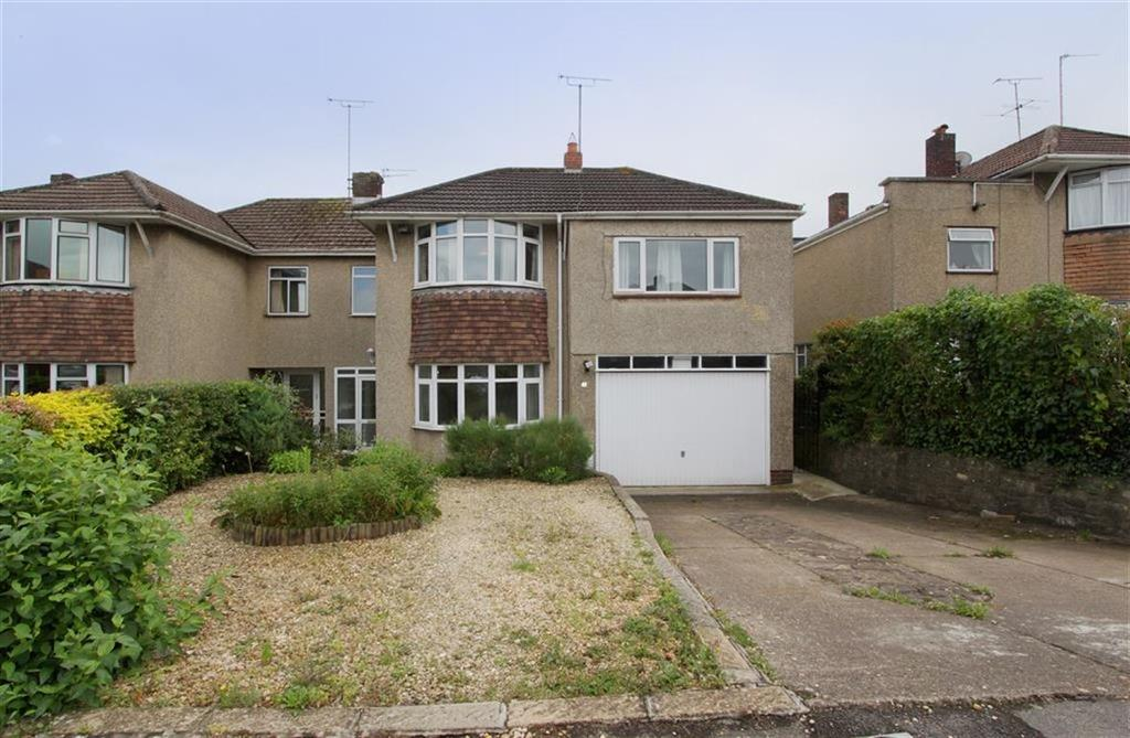 5 Bedrooms Semi Detached House for sale in Queensholm Drive, Bromley Heath, Bristol
