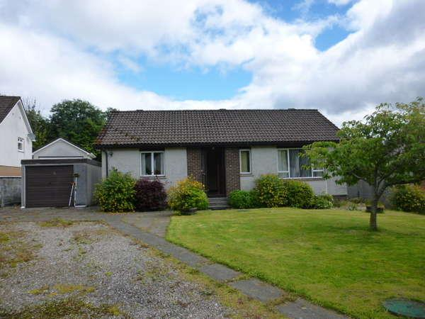 2 Bedrooms Detached Bungalow for sale in Marlau, 20 Ardenfield, Ardentinny, Dunoon, PA23 8TU