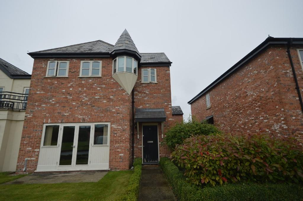 2 Bedrooms End Of Terrace House for sale in Outwood House, Griffin Farm Drive, Heald Green