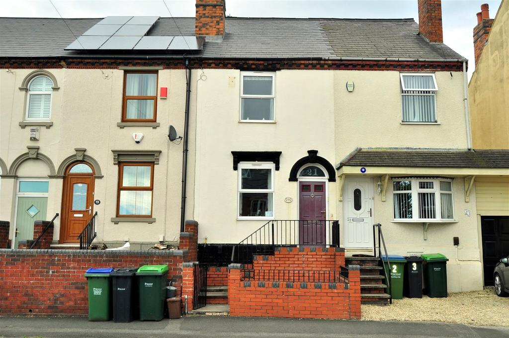 2 Bedrooms Terraced House for sale in Halesowen Road, Cradley Heath