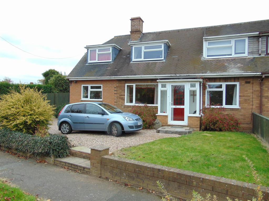 4 Bedrooms Semi Detached Bungalow for sale in Broadmeadow, Aldridge, Walsall