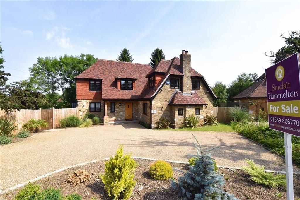 4 Bedrooms Detached House for sale in The Meadway, Orpington, Kent