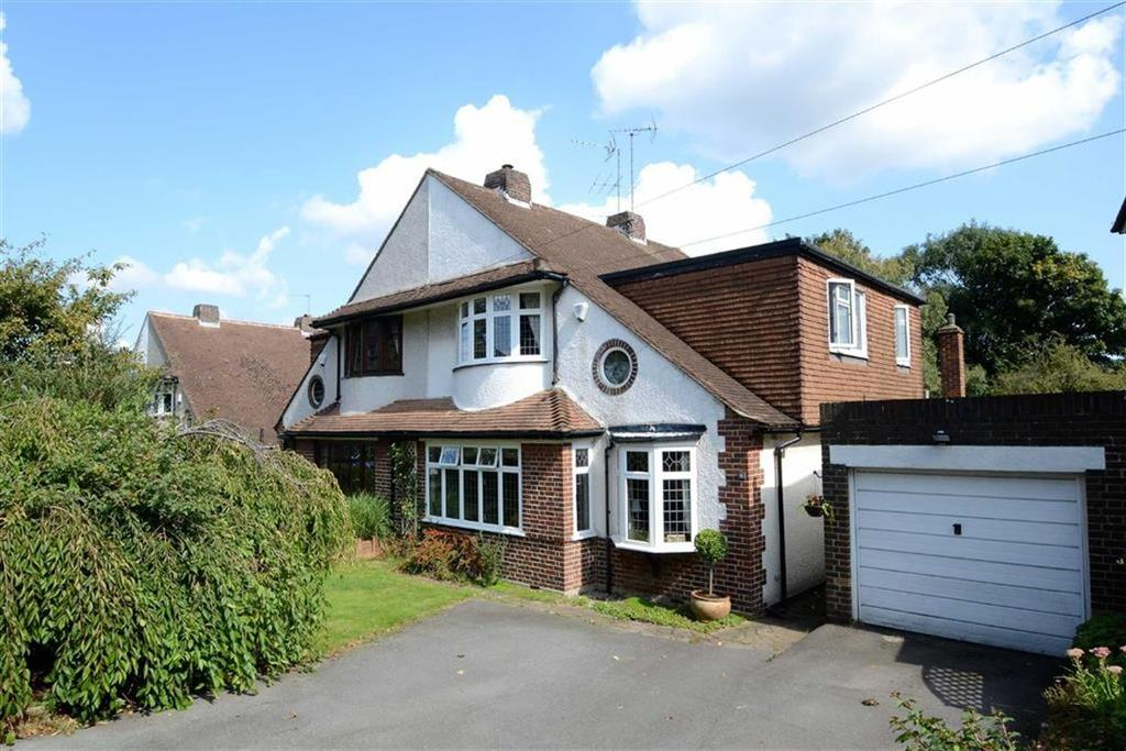 4 Bedrooms Semi Detached House for sale in Oakhill Road, Orpington, Kent
