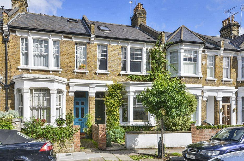 3 Bedrooms Terraced House for sale in Hopefield Avenue, Queen's Park, London, NW6