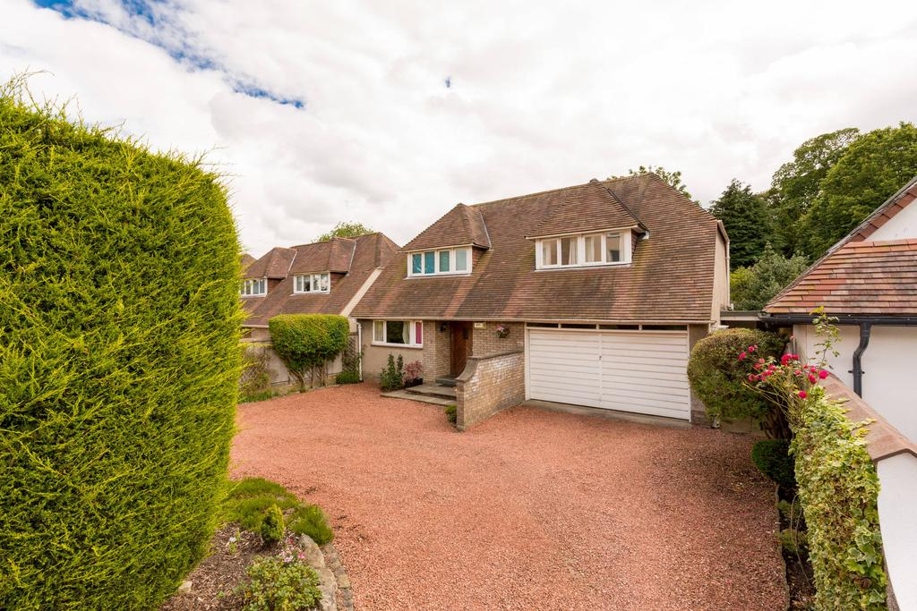 4 Bedrooms Detached House for sale in 7 Succoth Park, Murrayfield, EH12 6BX