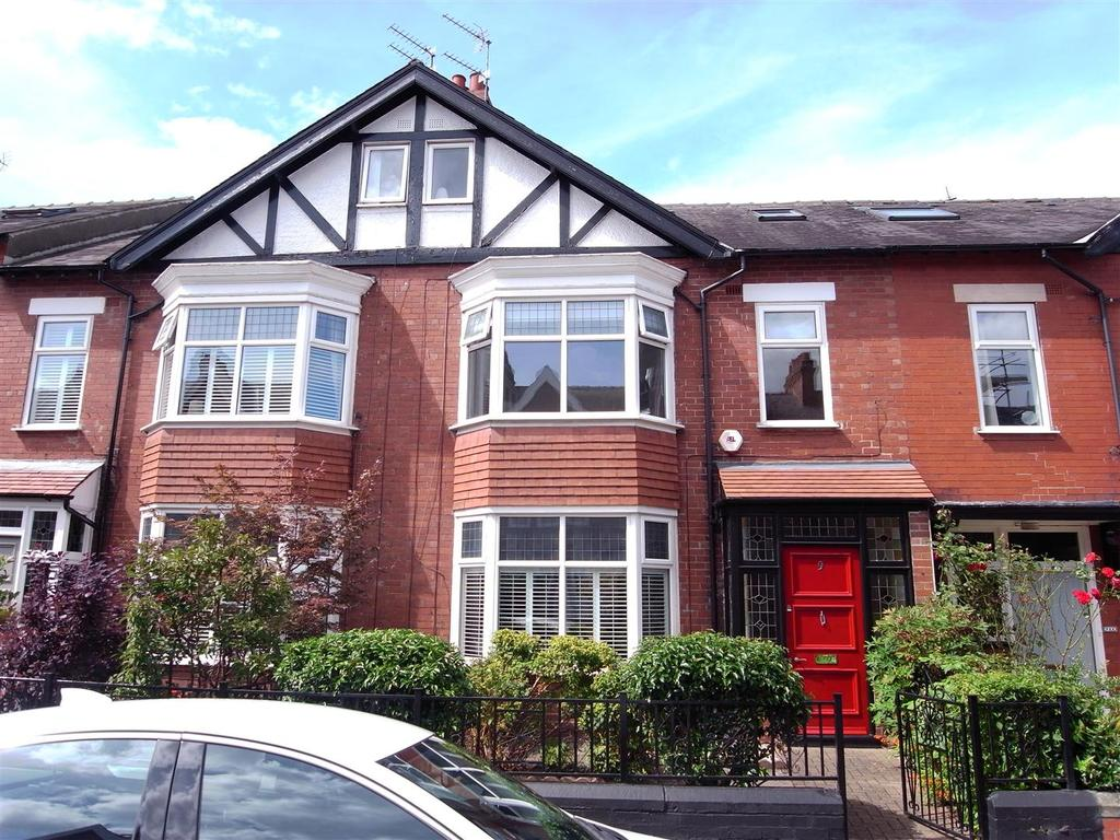 4 Bedrooms Terraced House for sale in Fife Road, Darlington