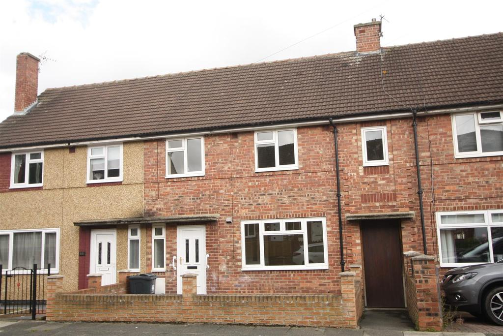 3 Bedrooms Terraced House for sale in Witton Crescent, Darlington