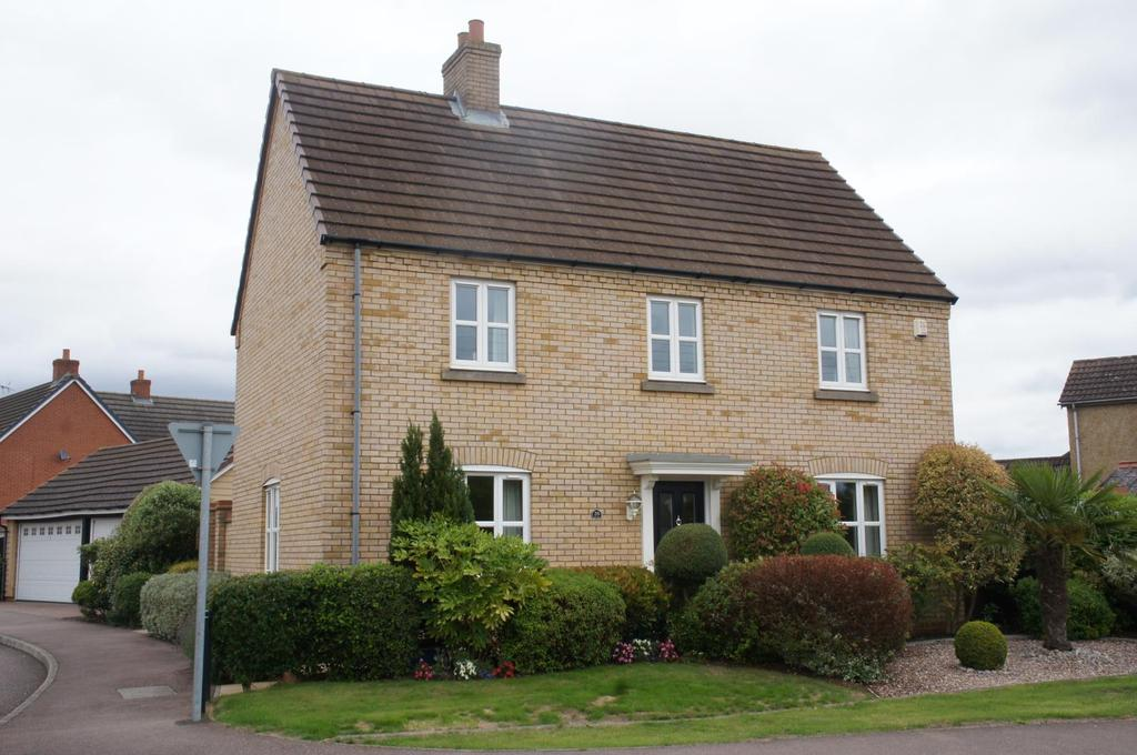 4 Bedrooms Detached House for sale in Birch Close, Cranfield, Beds