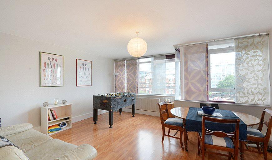 2 Bedrooms Flat for sale in Perronet House, Princess Street, London, SE1
