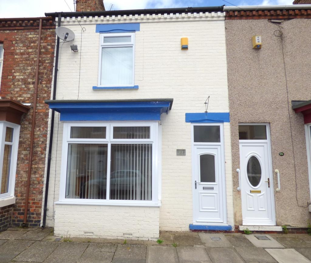 3 Bedrooms Terraced House for sale in Falkirk Street, Thornaby, Stockton-On-Tees, TS17