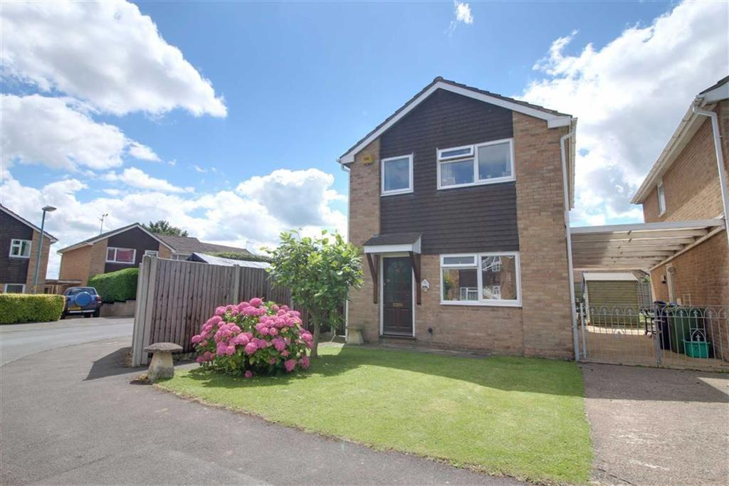 3 Bedrooms Detached House for sale in Oak Way, Huntley, Gloucestershire