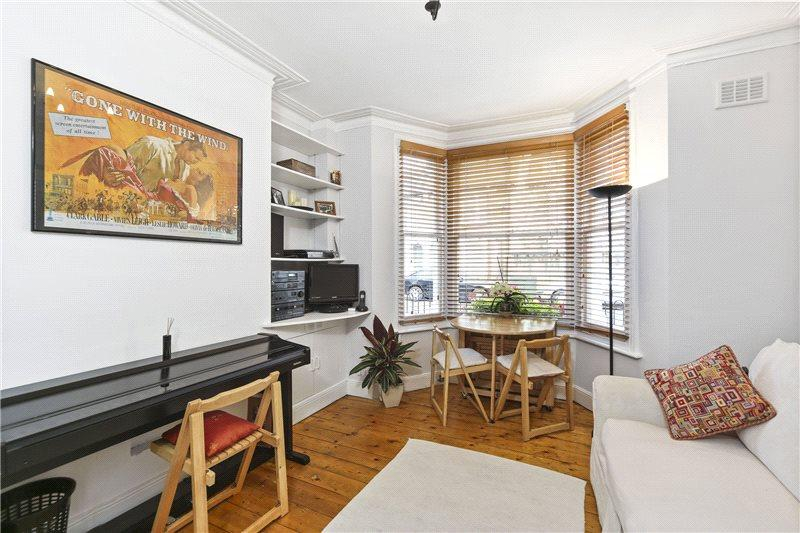 1 Bedroom House for sale in Becklow Road, London, W12