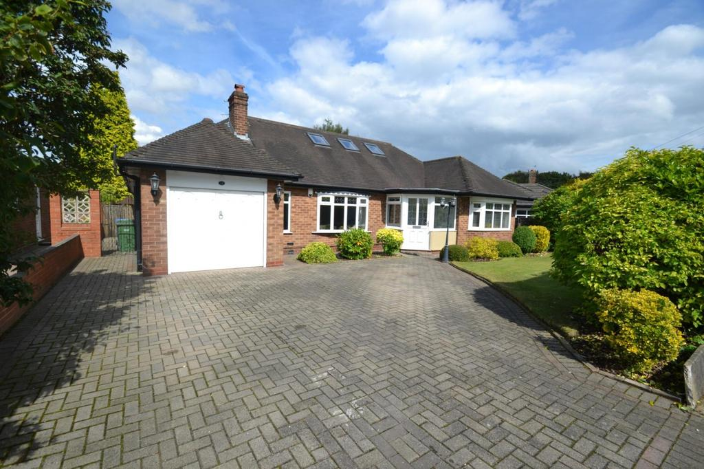 4 Bedrooms Bungalow for sale in Harewood Avenue, Sale