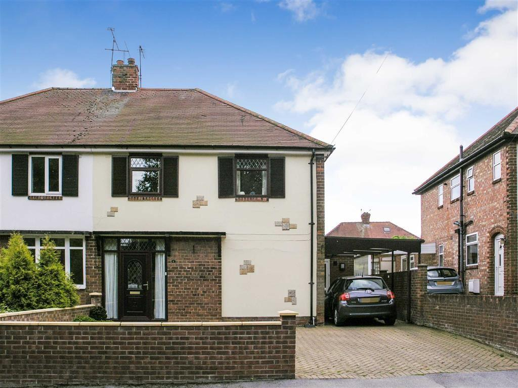 3 Bedrooms Semi Detached House for sale in Greyfriars Crescent, Beverley, East Yorkshire