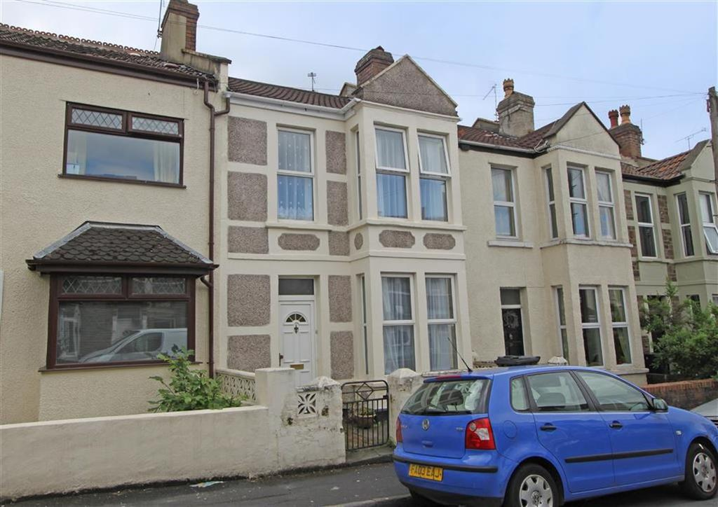 3 Bedrooms Terraced House for sale in Tudor Road, Greenbank, Bristol