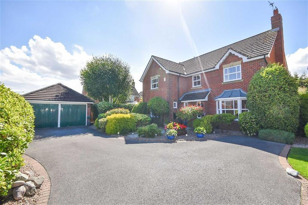 4 Bedrooms Detached House for sale in Portinscale Close, West Bridgford