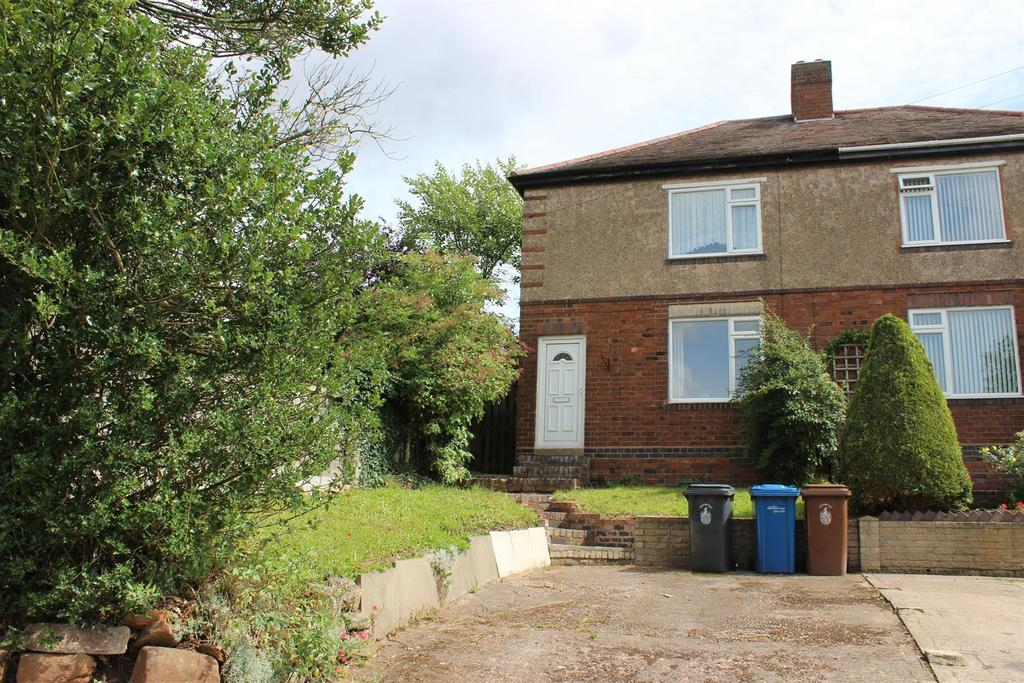 3 Bedrooms Semi Detached House for sale in Main Road, Wigginton, Tamworth