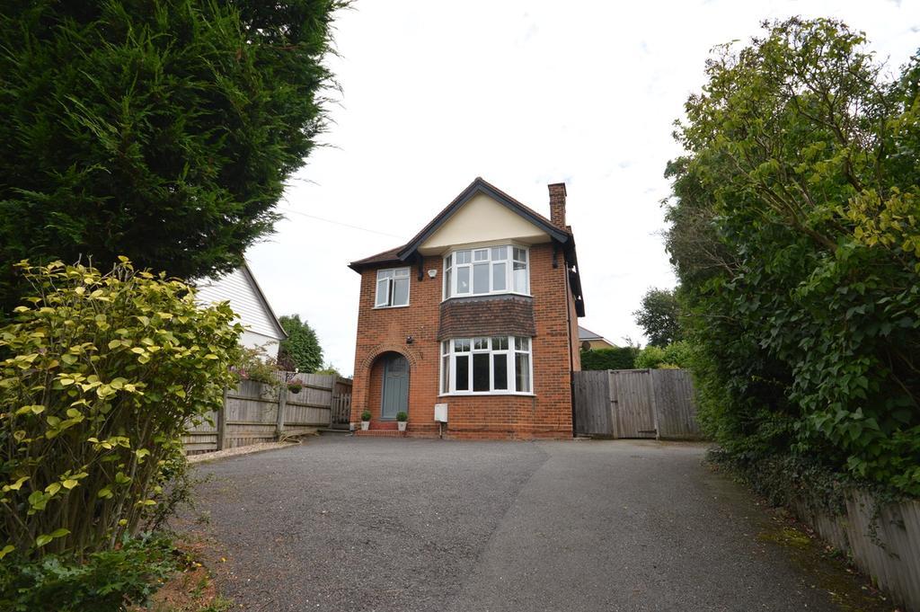 3 Bedrooms Detached House for sale in Stansted Road, Bishop's Stortford, CM23