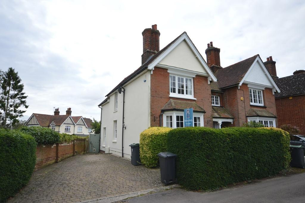 4 Bedrooms Semi Detached House for sale in Recreation Ground, Stansted, CM24