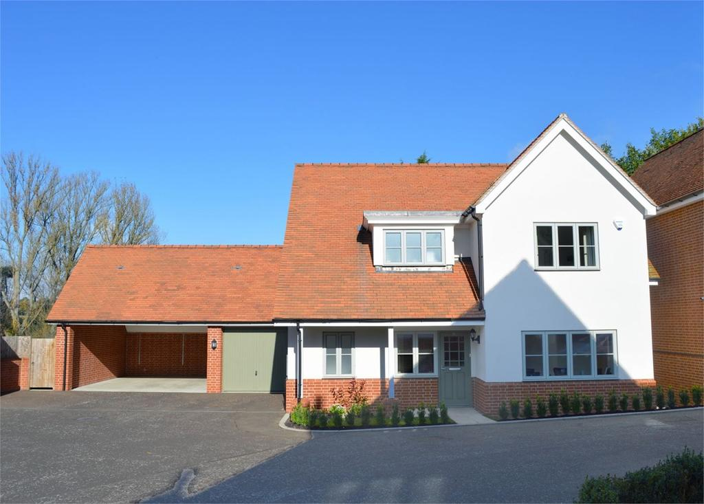 4 Bedrooms Detached House for sale in Pentlows, Braughing, Ware, SG11