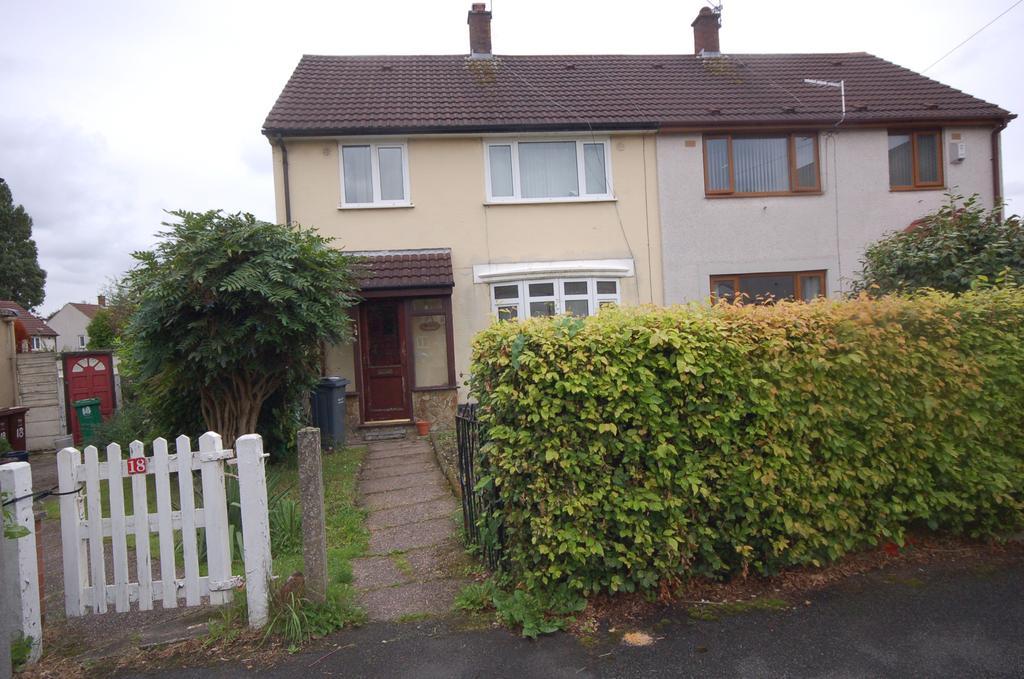 3 Bedrooms Semi Detached House for sale in Saintsbridge Road, Woodhouse Park, Manchester M22
