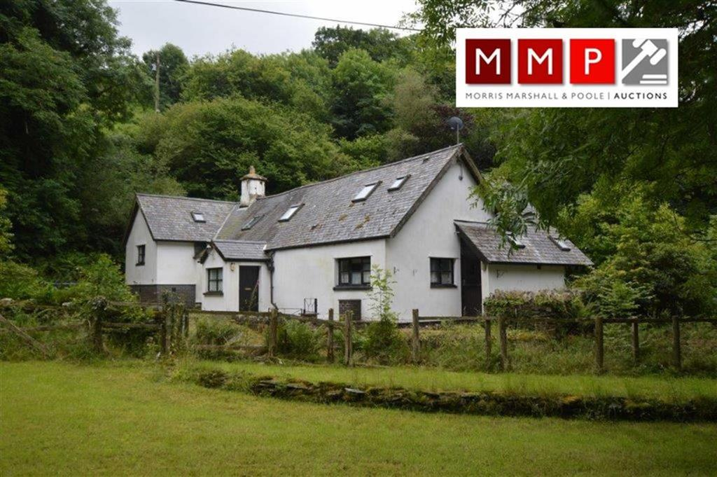 6 Bedrooms Detached House for sale in Tyn Y Cwm, Artists Valley, Furnace, Machynlleth, SY20