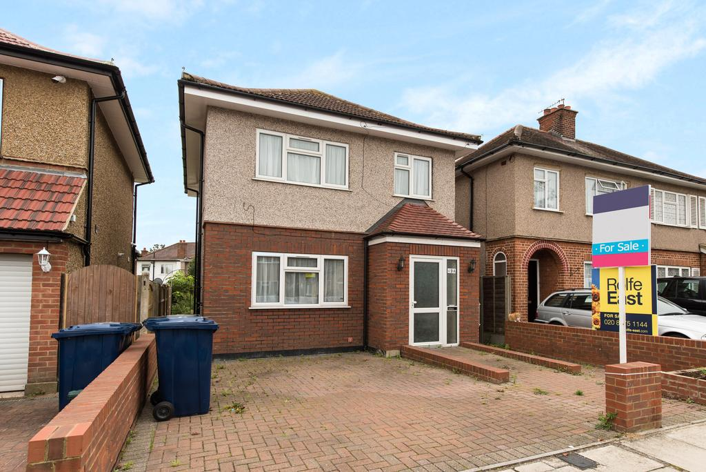 3 Bedrooms House for sale in Gurney Road, Northolt
