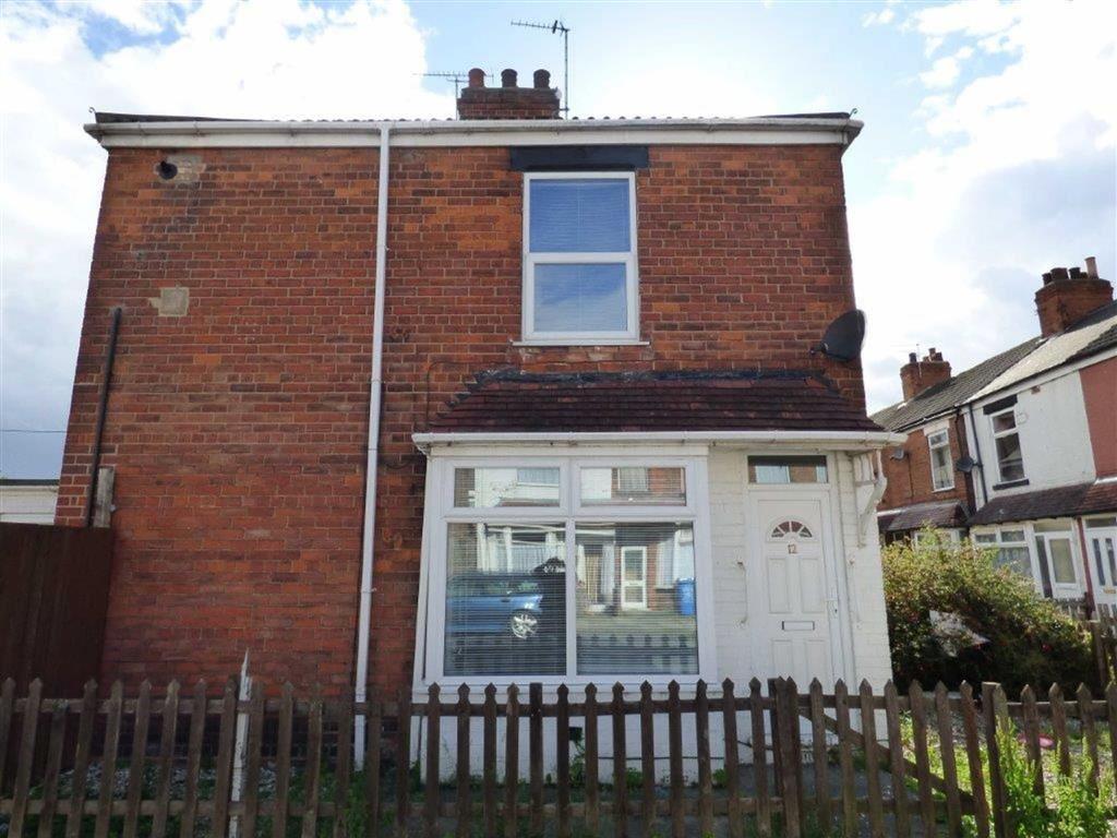 2 Bedrooms End Of Terrace House for sale in Gloucester Street, Hull, East Yorkshire, HU4