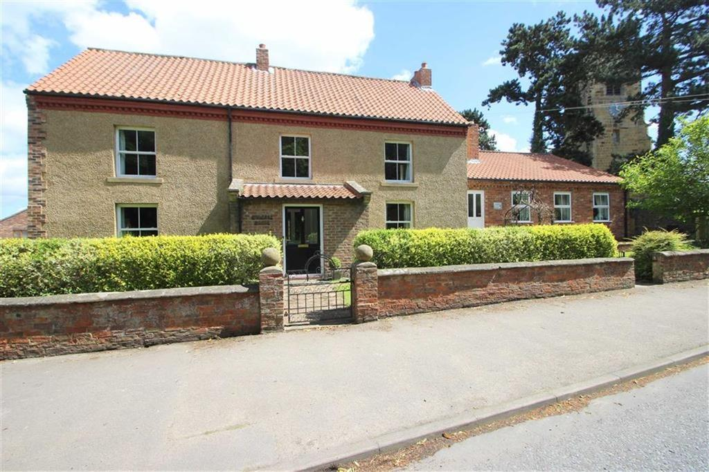 5 Bedrooms Detached House for sale in Ainderby Steeple, Northallerton, North Yorkshire