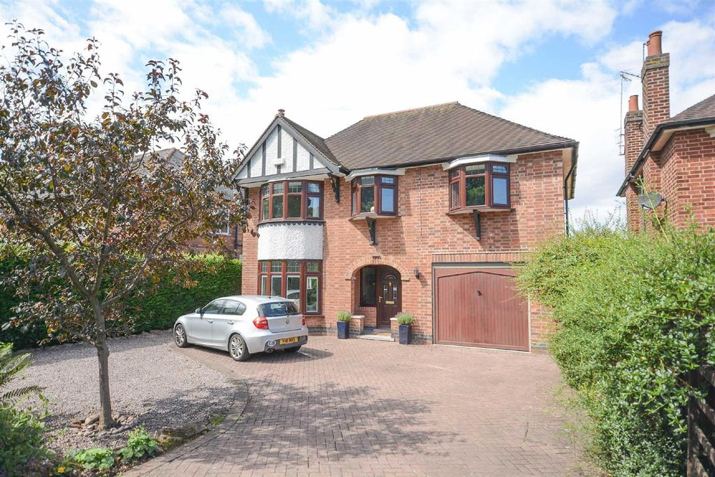 4 Bedrooms Detached House for sale in Loughborough Road, Ruddington, Nottingham