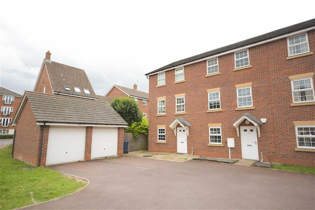 4 Bedrooms Town House for sale in Goldrill Close, West Bridgford
