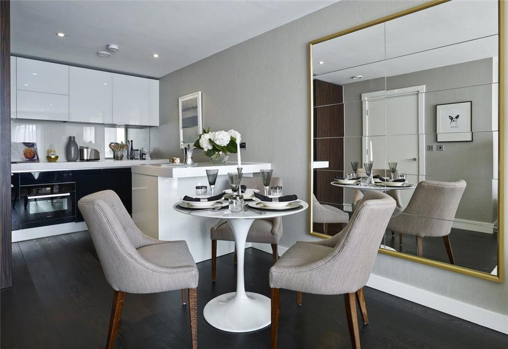 1 Bedroom Flat for sale in Moore House, Grosvenor Waterside, 2 Gatliff Road, London, SW1W